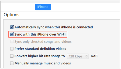 try sync with wifi if ipod wont sync