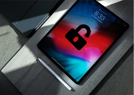how to unlock ipad passcode without restore