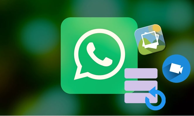 how to back up WhatsApp photos