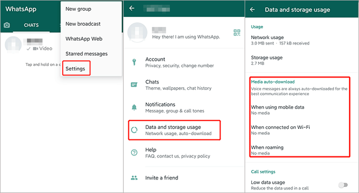 how to stop whatsapp from downloading