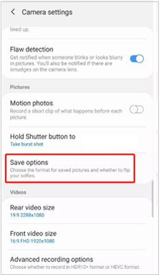 how to free up space on samsung tablet by reducing photo size