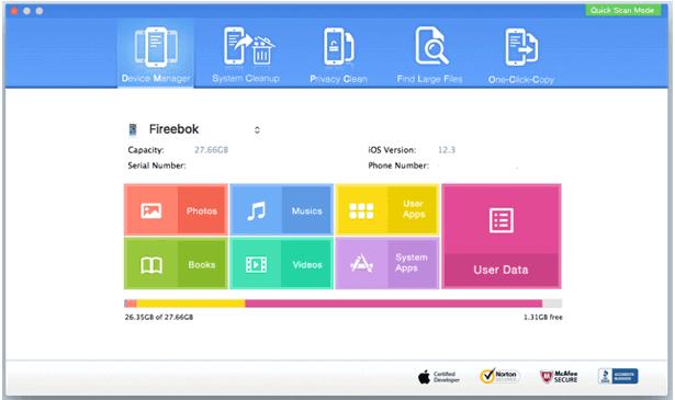 best iphone data eraser software - clean my phone