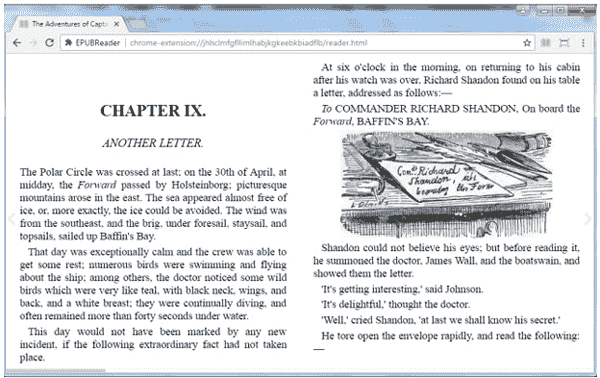 how to read ibooks on pc using epub reader on browser