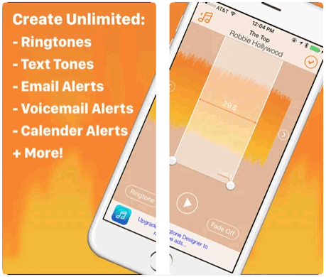 add ringtone to iphone without itunes via ringtone design