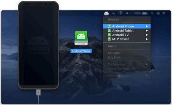 android file transfer app for mac - macdroid