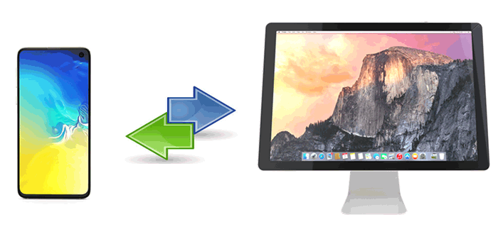 android file transfer app for mac