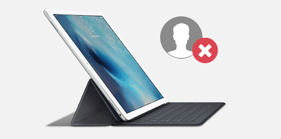 remove apple id from ipad without password