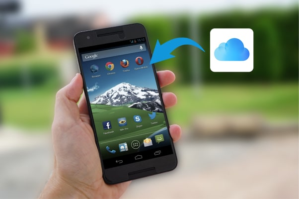 icloud backup for android