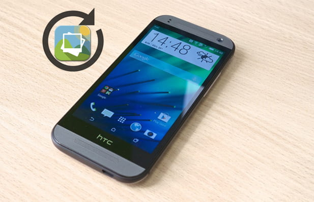 htc photo recovery