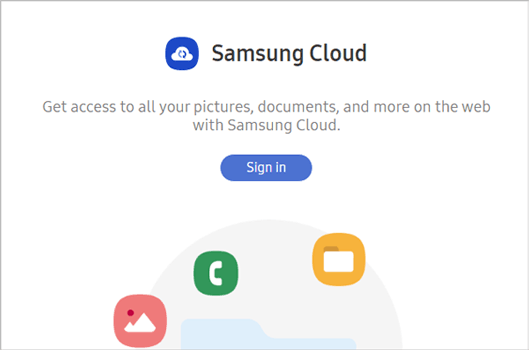how to recover deleted photos from samsung s9 via samsung cloud