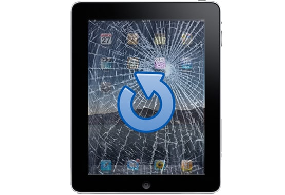 how to recover data from broken ipad