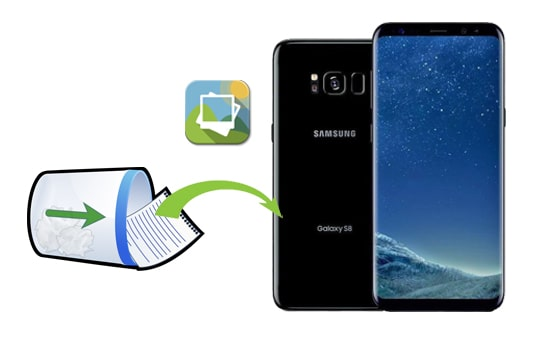 how to recover deleted photos from samsung s8