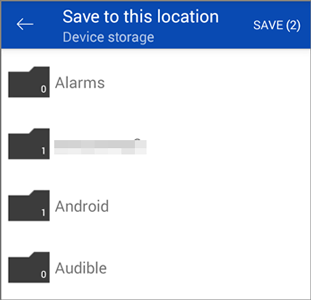 how to recover deleted photos from samsung s8 via onedrive