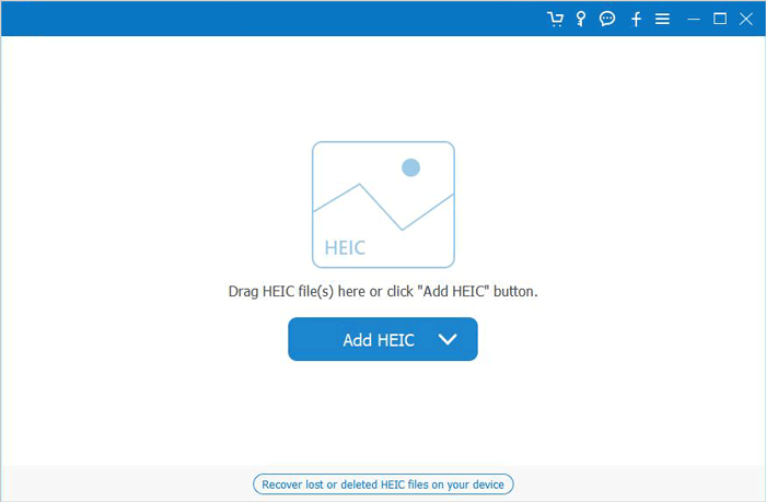install the heic converter on your computer