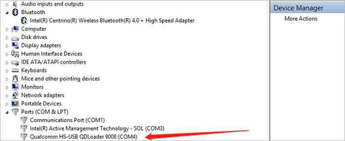 oppo a3s pattern unlock via msm download tool