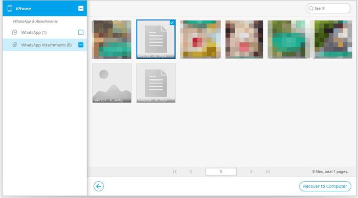 export whatsapp chat to pdf via whatsapp transfer