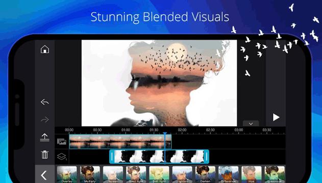 best vlog editing software - cyberlink