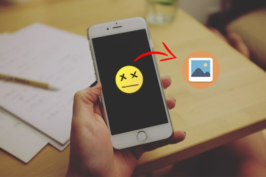 recover photos from dead iphone