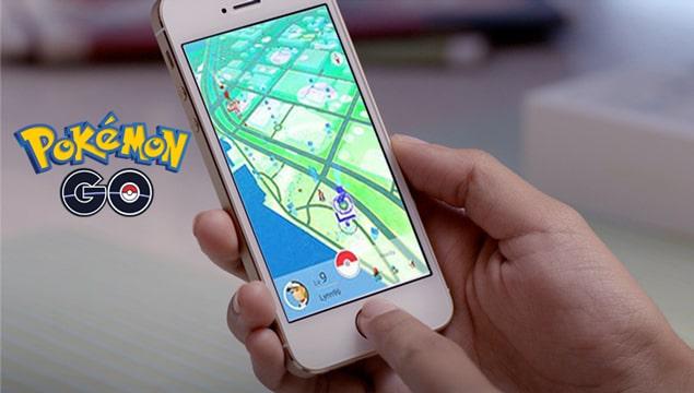 Go pokemon gps handy faken 3 Easiest