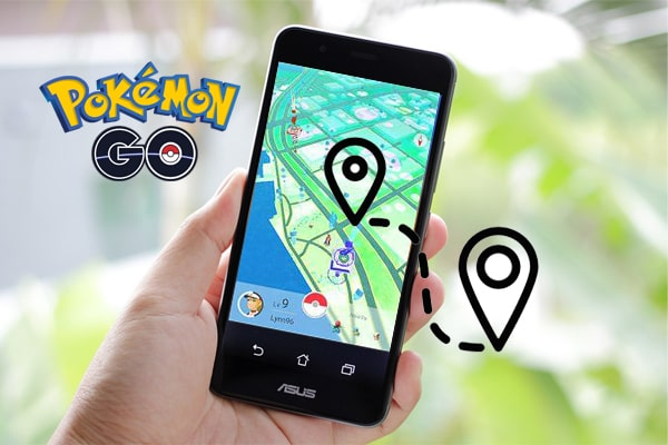how to spoof pokemon go android