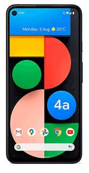 best 5g phone 2021 - pixel 4a