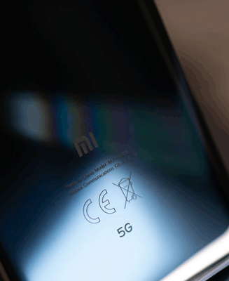 is my phone 5g - check logo
