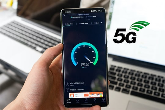 is my phone 5g