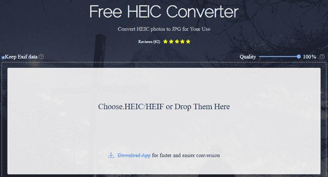 best heic to jpg converter