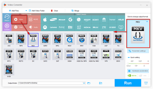 best video converter for windows - wonderfox
