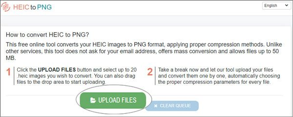 change heic to png using heic2png
