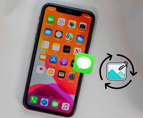 how to recover pictures from text messages on iphone