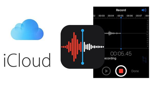 how to recover voice memos from icloud