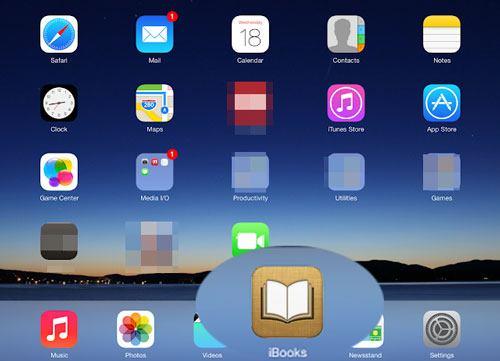 get epub on ipad using ibook