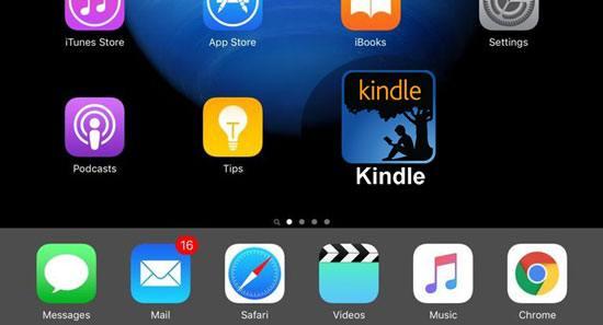 read epub on ipad using kindle