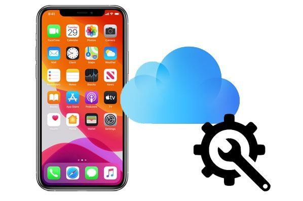 fix the issue of not enough icloud storage
