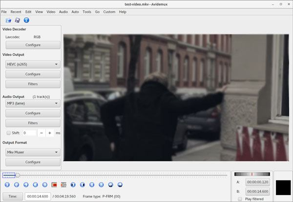 use an avi editor on windows computer