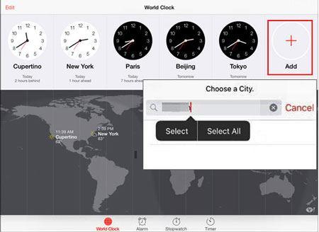 unlock a locked ipad with siri