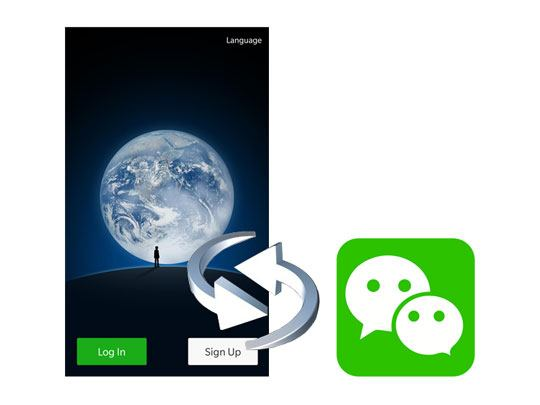 wechat backup and restore