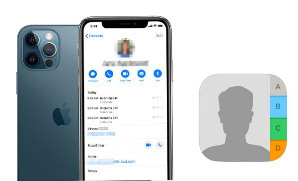 iphone contacts manager