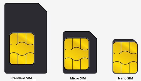 change another sim card
